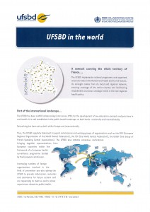 BROCHURE PRESENTATION miniature UFSBD IN A FEW WORDS p1
