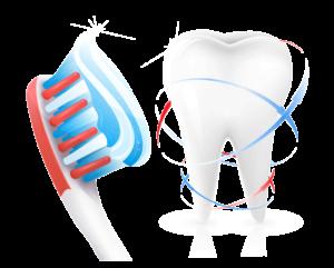 personne aux dents cariees